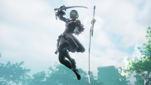 SOULCALIBURVI_2B_Guest Character Alternate And Main Attire In Action (10)