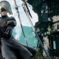 SOULCALIBUR VI 2B Release Date, Trailer, And Over 40 Screenshots