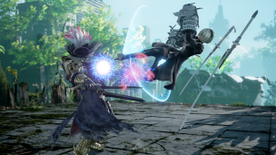 SOULCALIBURVI_2B_Guest Character Alternate And Main Attire In Action (25)