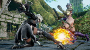 SOULCALIBURVI_2B_Guest Character Alternate And Main Attire In Action (26)