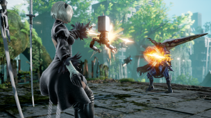 SOULCALIBURVI_2B_Guest Character Alternate And Main Attire In Action (34)