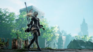 SOULCALIBURVI_2B_Guest Character Alternate And Main Attire In Action (9)