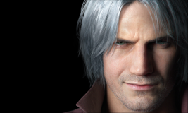 Devil May Cry 5 DanteFace