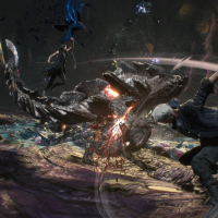 Devil May Cry 5 The Game Awards Main Trailer Screenshots (1)