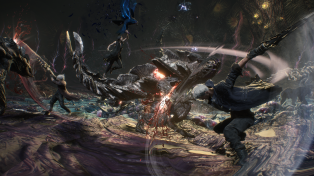 Devil May Cry 5 The Game Awards Main Trailer Screenshots (1)