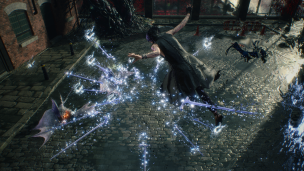 Devil May Cry 5 The Game Awards Main Trailer Screenshots (4)
