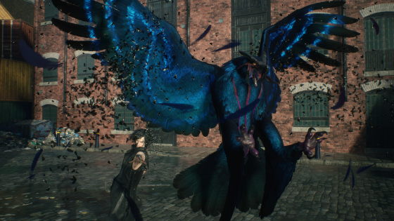 Devil May Cry 5 The Game Awards Main Trailer Screenshots (6)