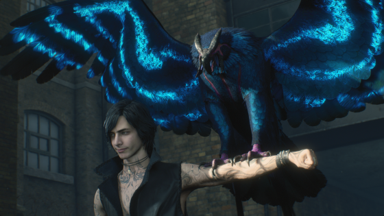 Devil May Cry 5 The Game Awards Main Trailer Screenshots (8)