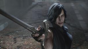 Devil May Cry 5 The Game Awards Main Trailer Screenshots (9)