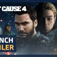 Just Cause 4 Launch Trailer
