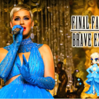 Katy Perry Joins The Roster of Final Fantasy Brave Exvius In An In-Game Event