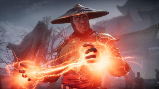 Mortal Kombat 11 Dark Raiden Vs Scorpion 1st Batch Official Screenshots (1)