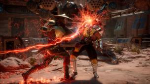 Mortal Kombat 11 Dark Raiden Vs Scorpion 1st Batch Official Screenshots (3)