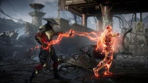 Mortal Kombat 11 Dark Raiden Vs Scorpion 1st Batch Official Screenshots (4)