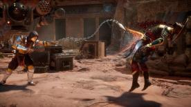 Mortal Kombat 11 Dark Raiden Vs Scorpion 1st Batch Official Screenshots (5)