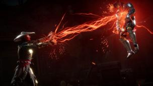 Mortal Kombat 11 Dark Raiden Vs Scorpion 1st Batch Official Screenshots (6)