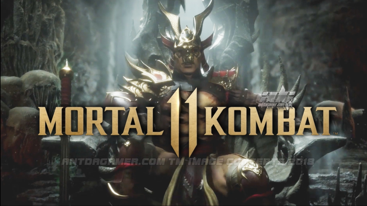 Mortal Kombat 11 TGA Announcement, Trailer, Screenshots And Official Press Release.