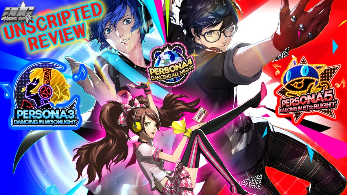 Persona Dancing Endless Night Collection Review (Persona 4, 5, & 6 Dancing Bundle)