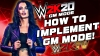 HOW TO IMPLEMENT GM MODE & WWE 2KTV RATINGS IN WWE 2K20 | WWE 2K20 Let'sTalk