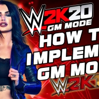 HOW TO IMPLEMENT GM MODE & WWE 2KTV RATINGS IN WWE 2K20 | WWE 2K20 Let's Talk