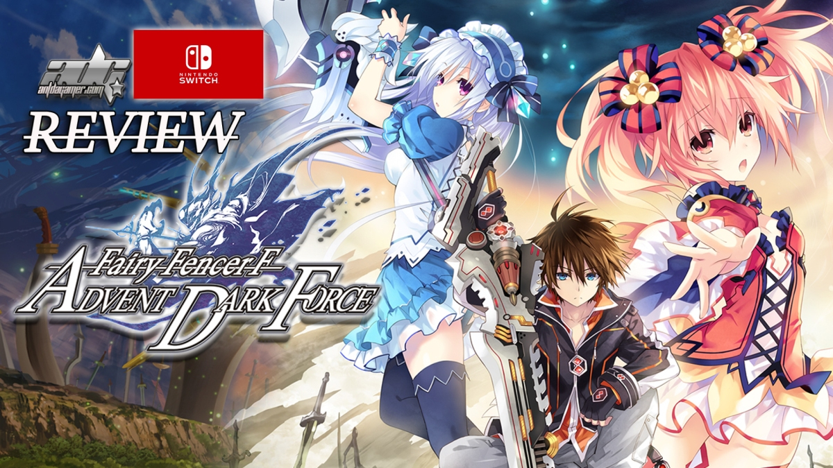 Fairy Fencer F: Advent Dark Force (Nintendo Switch) ADG Review