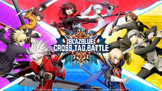 blazblue cross tag header_ arcade post_etc