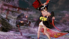 dead or alive 6 gameplay screens nyotengu_fight_01
