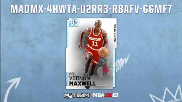 NBA 2K19 My Team Diamond Vernon Maxwell.png