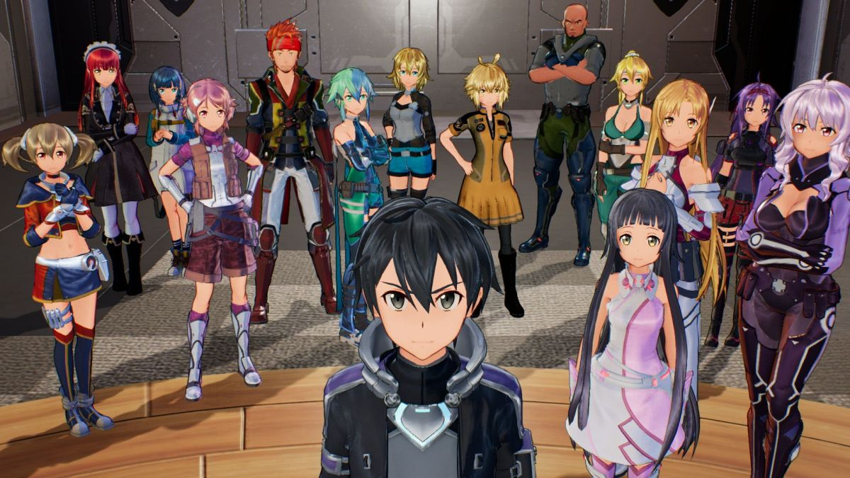 Sword Art Online: Hollow Realization Deluxe Edition And Sword Art Online: Fatal Bullet Complete Edition Nintendo Switch Details With New Trailers