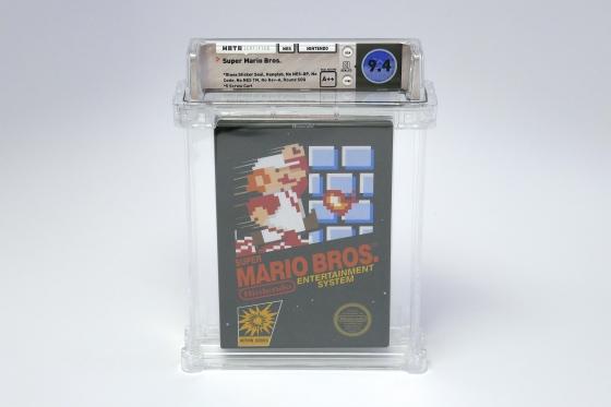 02_Super Mario Bros sold for $100+K CREDIT WATA GAMES.JPG