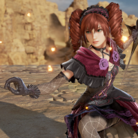 SoulCalibur VI Amy Images, Trailer And Details From EVO Japan 2019