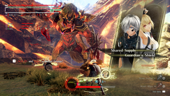 God Eater 3 Engage_Claire_1537434693
