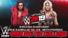 """WWE 2K19 Let's Play Commentary """"Maria Challenges Beth Phoenix For The Divas' Championship"""""""