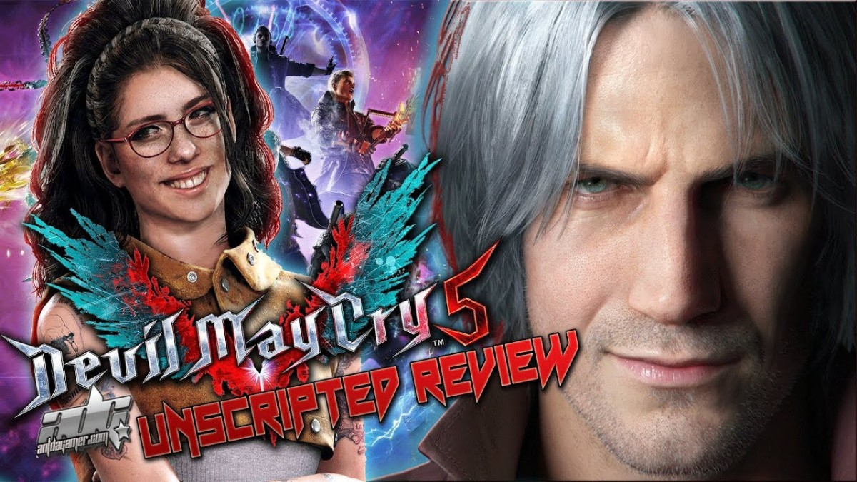 Devil May Cry 5 ADG Unscripted Review