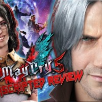 ADG Devil May Cry 5 Review Unscripted YouTube Thumbnail