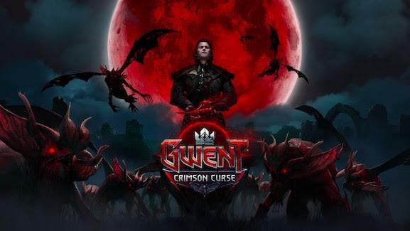 Gwent Crimson Curse Art