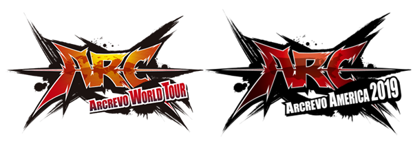 Arc America World Tour Logos 2019