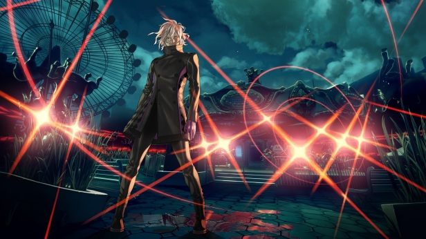 AI: The Somnium Files Screenshot - Protagonist Pose