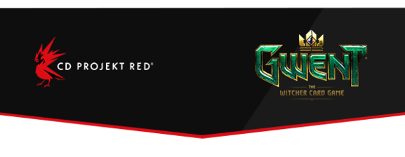 CD Projekt Red Gwent Header PNG Title