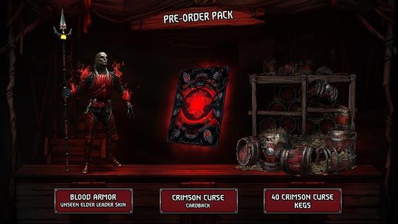 GWENT Crimson Pre-Order Pack