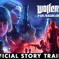 Wolfenstein Youngblood story trailer thumbnail