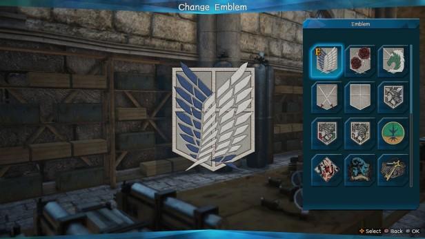 emblem-selection