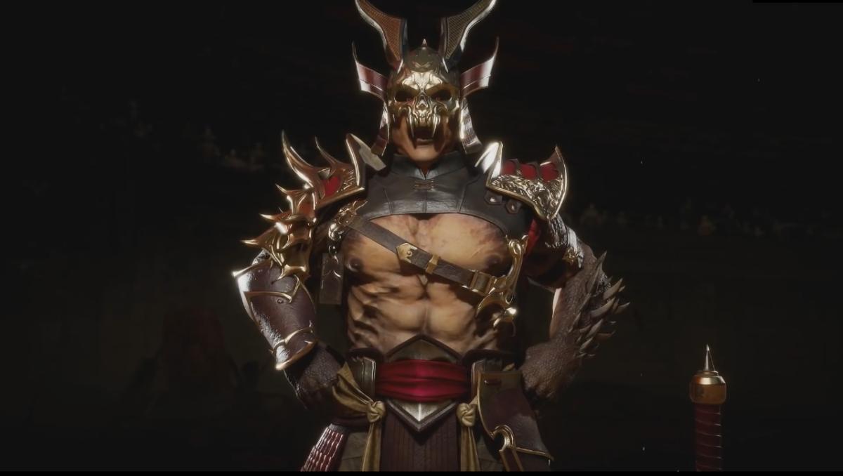 Mortal Kombat 11 Launch & Shao Kahn Trailers
