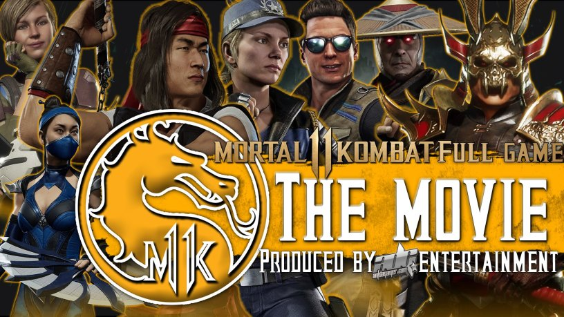 Mortal Kombat 11 The Movie Presented By ADG Entertainment