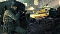 Sniper Elite V2 Remastered Ultra HD Tank Battle