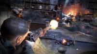 Sniper Elite HD Overhead Action Battle Ultra 4K