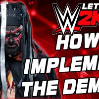 WWE 2K20 Let's Talk | How To Implement The Demon Finn Balor