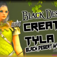 Creating Tyla | Black Desert With ADG Episode 1 Featuring Character Creation