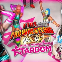 "Fire Pro Wrestling World ""World Wonder Ring Stardom DLC"" Hana Kimura Vs Starlight Gameplay"
