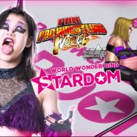 "Fire Pro Wrestling World ""World Wonder Ring Stardom"" DLC Trailer And Release Details"